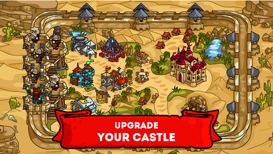 Towerwall MOD APK 1.1.1 (Unlimited Money/points) 12