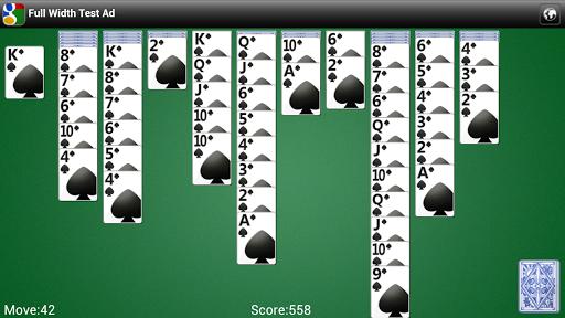 Spider Solitaire 1.2.14 screenshots 4