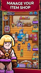 Dungeon Shop Tycoon: Craft, Idle, Profit! ⚔️💰🧙 1.681