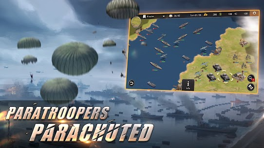 World War 2 Mod Apk: Strategy Games (Unlimited Money/Medals) 8