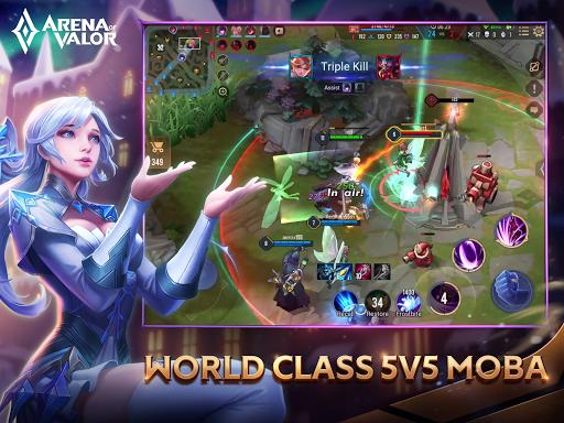 Arena of Valor: 5v5 Arena Game 1.36.1.8 screenshots 13