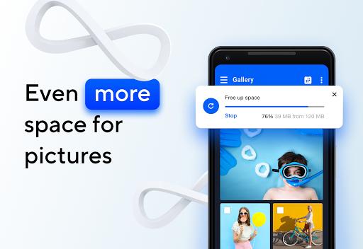 Cloud: Free Photo Storage. Video & Photo Backup Apkfinish screenshots 1