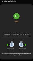 screenshot of Galaxy Buds+ Plugin