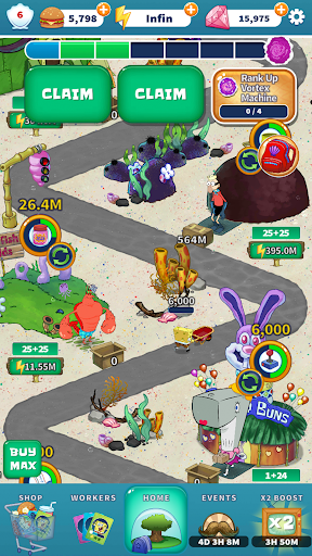 SpongeBobu2019s Idle Adventures screenshots 15