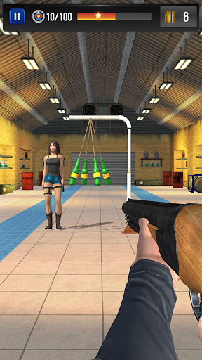 Shooting Gun Fire Game apkdebit screenshots 5