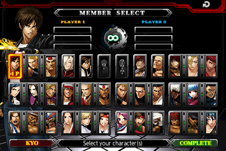 THE KING OF FIGHTERS-A 2012 Screenshot
