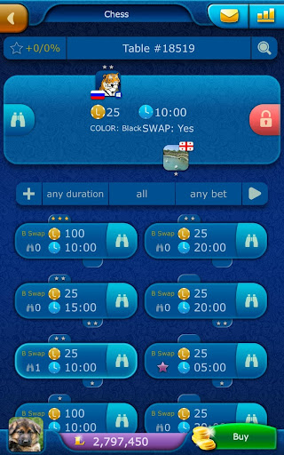 Chess LiveGames - free online game for 2 players 4.00 screenshots 11