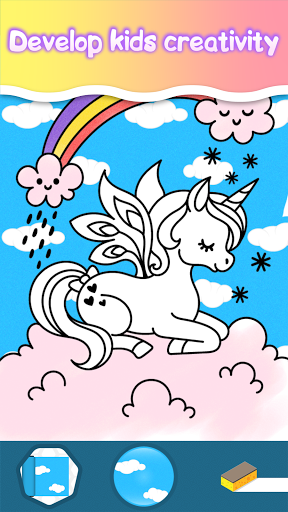 Coloring pages for little princesses  screenshots 10