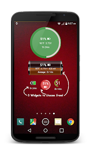 GSam Battery Monitor Pro Screenshot