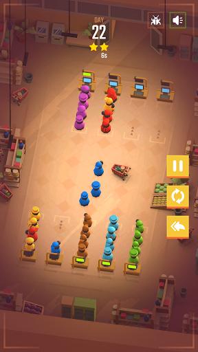 Sort People Puzzle - Matching Color Queues apktreat screenshots 2