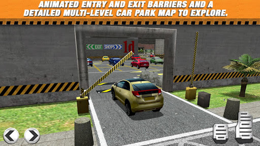 Multi Level Car Parking Game 2 android2mod screenshots 9