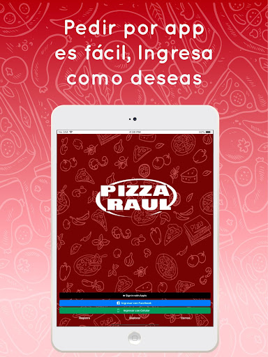 Pizza Raul Delivery 3.0.9 Screenshots 9