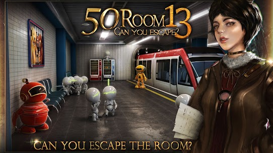 Can you escape the 100 room XIII MOD APK 5 5