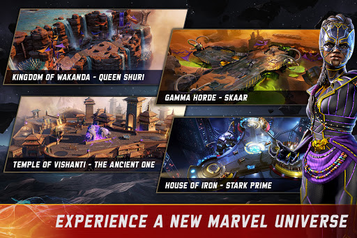 MARVEL Realm of Champions apkmr screenshots 8