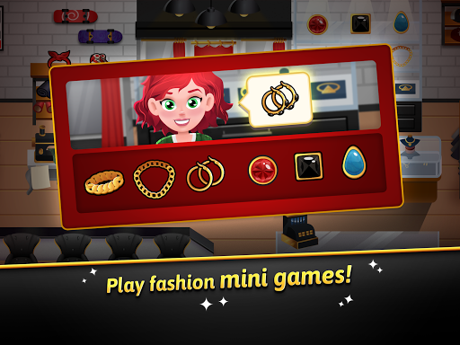 Hip Hop Salon Dash - Fashion Shop Simulator Game 1.0.10 screenshots 17