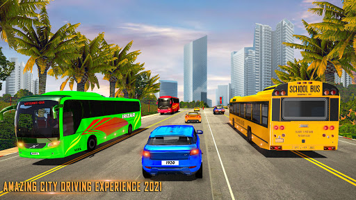 Modern Bus Simulator: Ultimate Bus Driving Games Varies with device screenshots 4