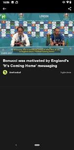 OneFootball Apk Güncel 2021* 3