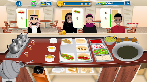 Restaurants King - u0645u0644u0643 u0627u0644u0645u0637u0627u0639u0645 Apkfinish screenshots 6