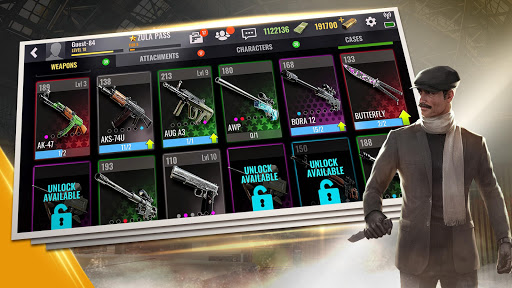 Zula Mobile: Multiplayer FPS 0.18.0 screenshots 6