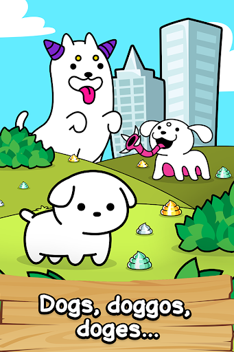 Dog Evolution - Clicker Game 1.0.6 screenshots 1