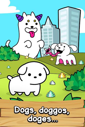 Dog Evolution - Clicker Game screenshots 1