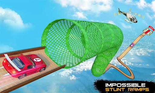 Ramp Car Stunts Racing - Extreme Car Stunt Games screenshots 4