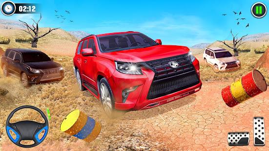 Sand Safari Jeep 4x4 Driver- Jeep Driving Games 1.9 Screenshots 1