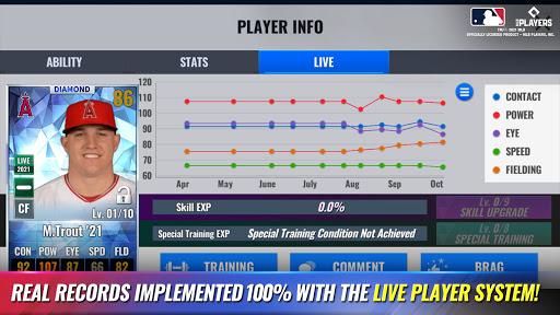 MLB 9 Innings 21 Apkfinish screenshots 4