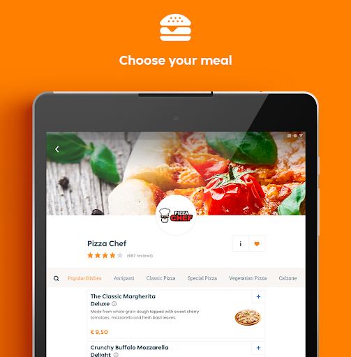 Takeaway.com - Order Food 6.23.3 Screenshots 15