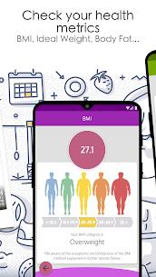 Body Diary Mod Apk Weight Loss Tracker (Full Unlocked) 6