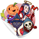 Stickers for WA - Halloween