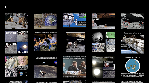 Flat Earth Sun, Moon & Zodiac Clock  screenshots 14