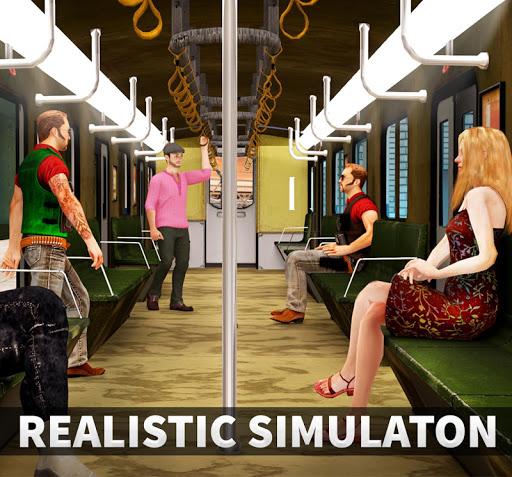 Real Train Driving Simulator: Railway Driver 2020 1.18 screenshots 11