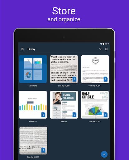 Scan Hero: Document to PDF Scanner App 1.47.0 Screenshots 8