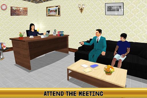 Virtual Billionaire Dad Simulator: Luxury Family android2mod screenshots 11