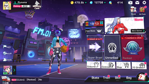 Basketrio: Back in the Game  screenshots 15