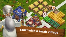 SunCity: City Builder, Farming game like Cityvilleのおすすめ画像1