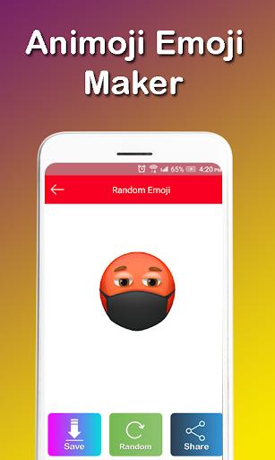 Animoji Emoji Maker - Emoji Maker modavailable screenshots 6