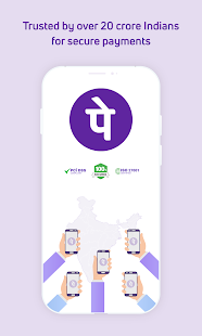 PhonePe – UPI, Recharges, Investments & Insurance Screenshot