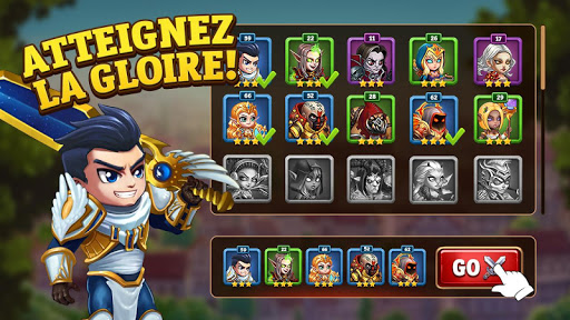 Hero Wars – Stratégie RPG en ligne  screenshots 5