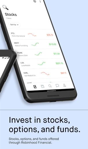 Robinhood - Investment & Trading, Commission-free  screenshots 2