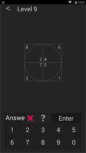 Math games - mind games - brain games  screenshots 8