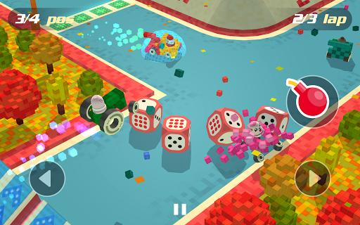 Pixel Car Racing - Voxel Destruction 1.1.2 screenshots 13