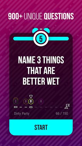 5 Second Rule - Drinking Game Apkfinish screenshots 1
