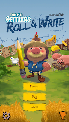 Imperial Settlers: Roll & Writeのおすすめ画像1