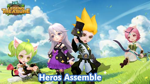 Legend of Treasure - Fantasy Land of Gold & Arrow! 1.0.16 screenshots 1