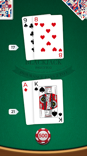 Blackjack 1.1.6 screenshots 17