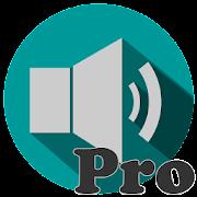 Sound Profile Pro Key  Icon
