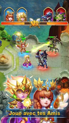 Castle Clash : Guild Royale screenshots 4