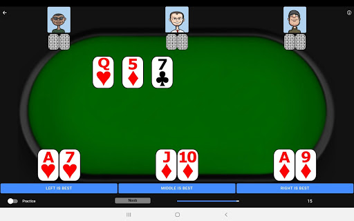 Poker Trainer - Poker Training Exercises 3.1.8 screenshots 10
